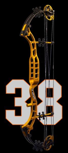 OK Archery Absolut 38 inkl. 2 STS