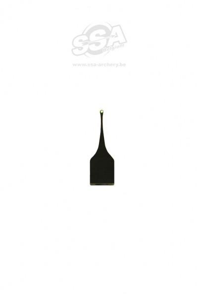BowFinger 20/20 Scope Pin 35mm inkl. Fiber grün & blau