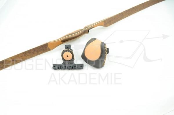 Big Tradition Bogenköcher Strap-On Leder GA/BR