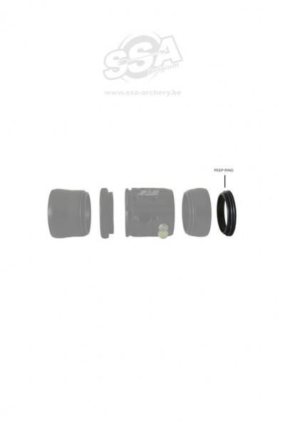 BowFinger 20/20 Scope Peep Ring 40mm