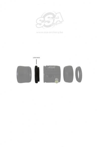 BowFinger 20/20 Scope Lens Base 40mm
