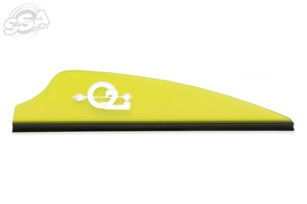 "Q2i Archery Zeon Fusion Vanes X-II 2.1"" 50Stk."